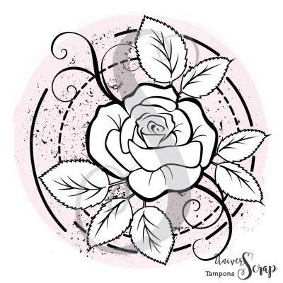 Tampon Rose eternelle