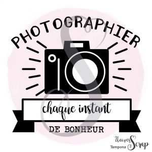 Tampon Photographier
