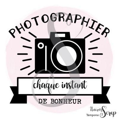 Tampon Photographier