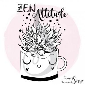 Tampon Zen Attitude