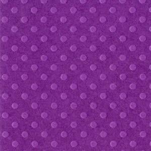 PLUM PUDDG DOT-Papier Bazzill 30X30