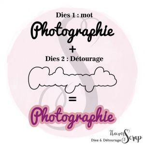 Dies & son détourage Photographie