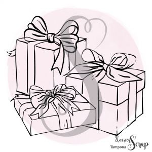 Tampon Multitude de Cadeaux