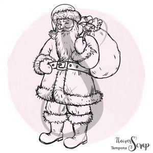 Tampon Père Noël