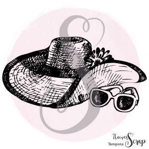 Tampon Chapeau & Lunette