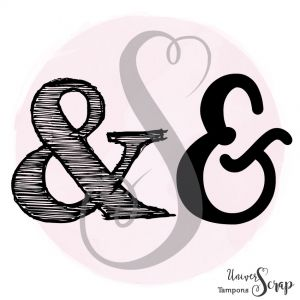 Tampon Duo d'Esperluettes