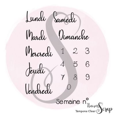 18 Tampons Clear Semaine