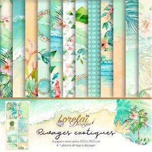 Lorelaï Design Rivages Exotiques