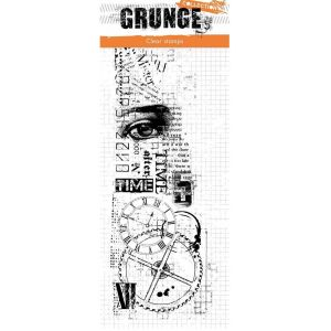 Tampon Grunge oeil