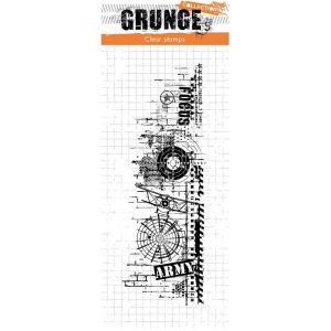Tampon Grunge Cible