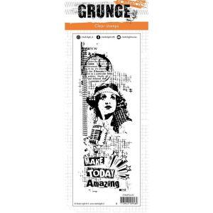 Tampon Grunge Femme
