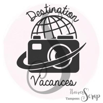 Tampon Destination vancances