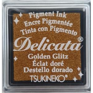 Encre à pigments Delicata Golden Glitz