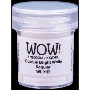 Poudre à Embosser Bright White Fine