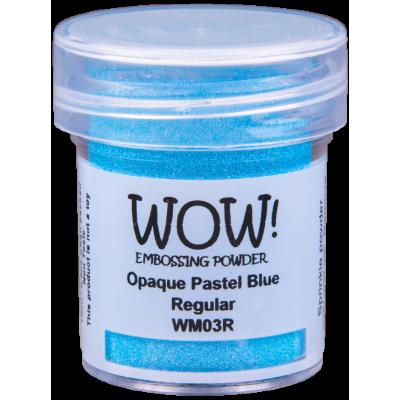 Poudre à Embosser Pastel Blue
