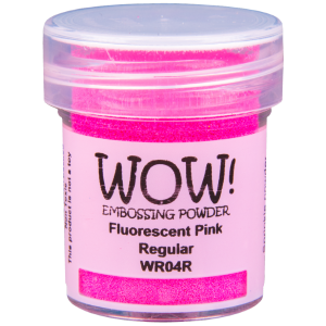 Poudre à Embosser Pink