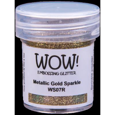 Poudre à Embosser Metallic Gold Rich Sparkle