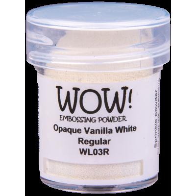 Poudre à Embosser Vanilla White