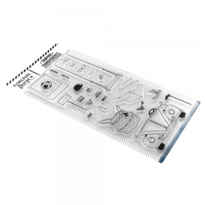 Tampon Clear ACCESSOIRES CHOUPINOUS 1