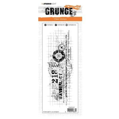 Tampon Grunge travel