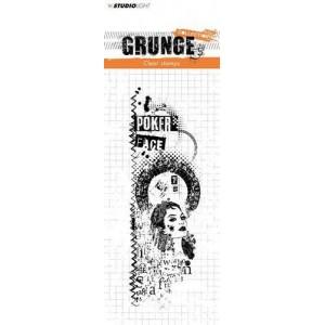 Tampon Grunge Poker
