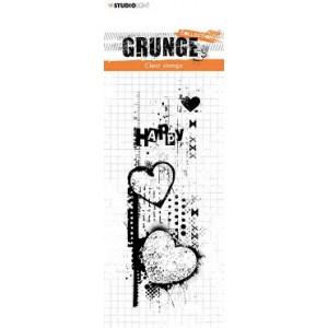 Tampon Grunge Coeur