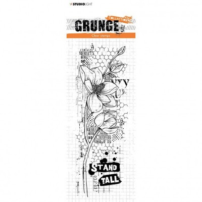 Tampon Grunge Stand Tall