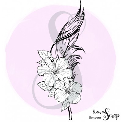 Tampon Plume & Hibiscus