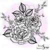 Tampon Composition Florale