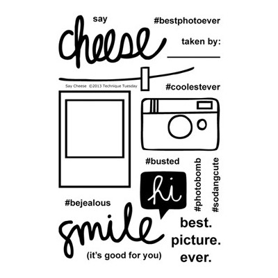 Tampon - Say Cheese