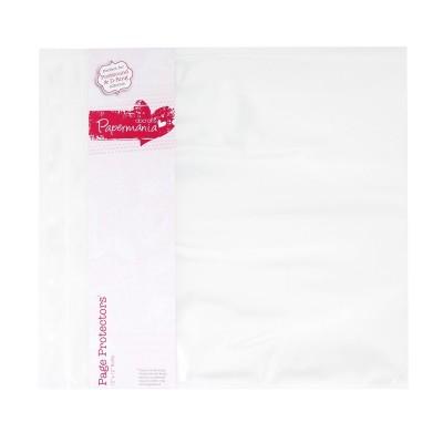 10 pochettes en plastique transparentes 30X30 cm