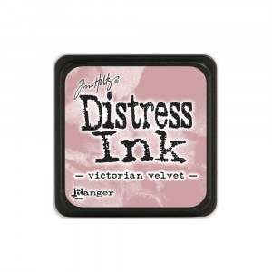 Mini Distress Victorian Velvet