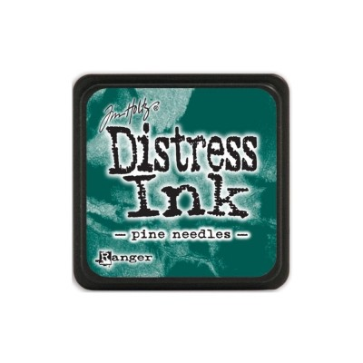 Mini Distress Pine Needles
