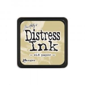 Mini Distress Old Paper