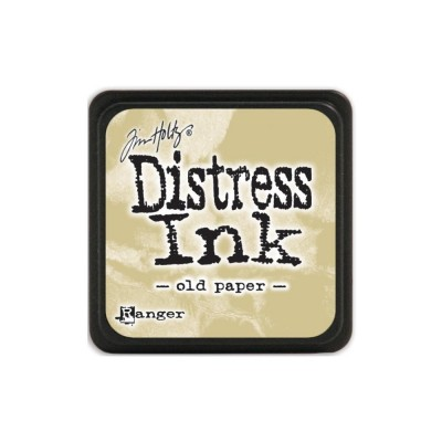 Mini Distress Old Paper