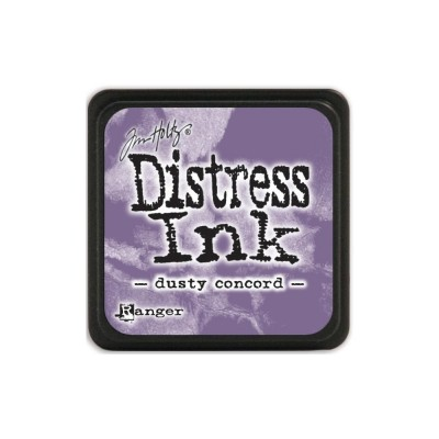Mini Distress Dusty Concord