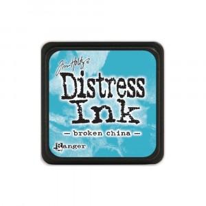 Mini Distress Broken China
