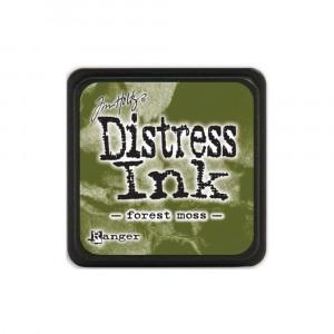 Mini Distress Forest Moss