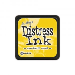 Mini Distress Mustard Seed