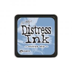 Mini Distress Stormy Sky