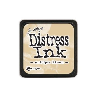 Mini Distress Antique Linen