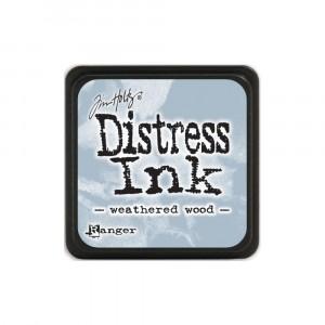 Mini Distress Weathered Wood
