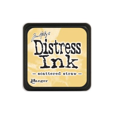 Mini Distress Scattered Straw