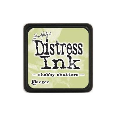 Mini Distress Shabby Shutters