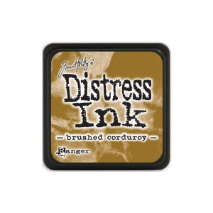 Mini Distress Brushed Corduroy