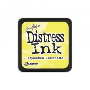 Mini Distress Squeezed Lemonade