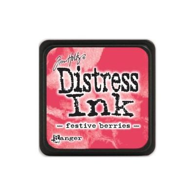 Mini Distress Festive Berries