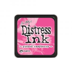 Mini Distress Picked Raspberry