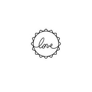 Mini Tampon Clear Soleil Love