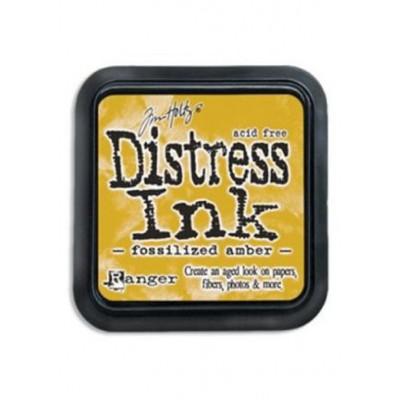 Mini Distress Fossilized Amber